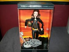 2001 HARLEY-DAVIDSON BARBIE - REDHEAD - COLLECTOR'S EDITION - NEW IN THE BOX