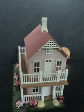DOLLHOUSE FOR INSIDE YOUR DOLLHOUSE- 1/144TH SCALE- PINK