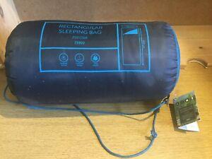 TESCO RECTANGLULAR SLEEPING BAG 250 GSM (BRAND NEW)