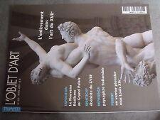 µ? Revue L'Estampille L'Objet d'Art n°423 Meyeringh Ebeniste Montigny