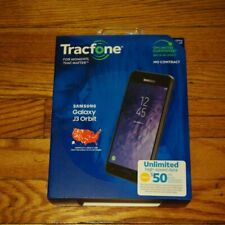 Tracfone Prepaid Samsung Galaxy J3 Orbit 4G LTE 5'' HD Quad Core 8MP