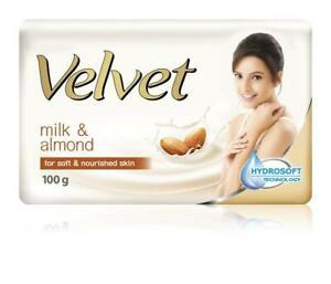 Velvet Milk & Almond Soap 100G