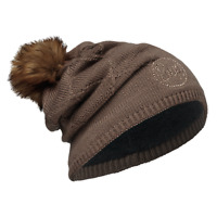 Buff Ladies Stella Chic Polartherm Knitted Fleece Lined Beanie Hat