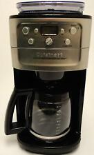Cuisinart Dgb-700Bc Burr Grind and Brew 12-Cup Automatic Coffee Maker