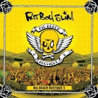 Fatboy Slim - Big Beach Bootique 5 (NEW CD & DVD)