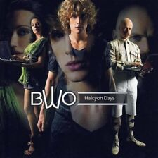BWO (BODIES WITHOUT ORGANS) – Halcyon Days - 2006 - CD - MINT - Chariots Of Fire
