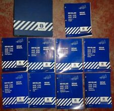New Holland 555e 575e 655e 675e Backhoe Loader Service Repair Manual Original