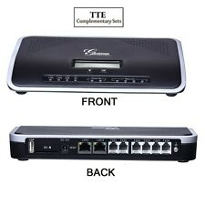 Grandstream UCM6104 VoIP PBX Voice Video SIP 4 FXO 2 FXS PoE UPGRADE PHONE SYS