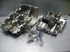 Kawasaki Ninja 2007 EX650 R EX650R 07 15k Engine Case Set Cases Crankcase Crank
