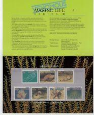 1986 Venomous Marine Life Series III   Post Office Pack MUH