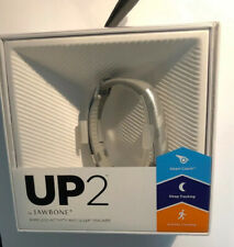 JAWBONE UP2 WIRELESS ACTIVITY AND SLEEP TRACKER JL03 * * SILVER **