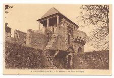 fougères  le chateau  la tour de coigny