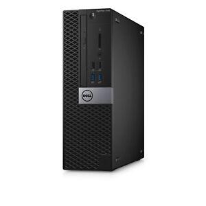 Dell Optiplex 7040 SFF Intel i5 6500 3.2Ghz 8Gb Ram 256Gb SSD Win 10