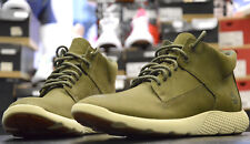 Timberland Classic Premuim Men's Shoes Winter Shoes Boots Dark Green Leather
