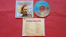 PEDRO INFANTE **Grandes Canciones De Mexico** ORIGINAL & SCARCE 1990 Spain CD