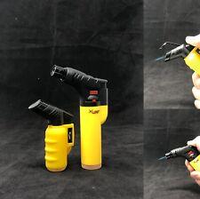 Xuper Neon Jet Torch lighter 2pc  Mini&Tall Tank Safe Cap Lock Refilable Adjust