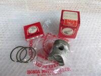 HONDA 55 C115 CA115 PISTON RING SET STD SIZE GENUINE NOS JAPAN