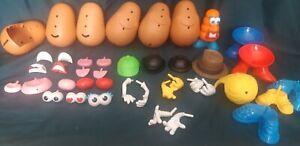 Mr potato head bundle Indiana Jones Hat Heads + Accessories