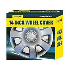 SWT138P - 14 INCH SIMPLY WHEEL TRIMS [SET OF 4]
