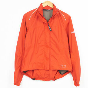 Gore Bike Wear Gore-tex Cycling HardShell Jacket Waterproof Breathable Size 38