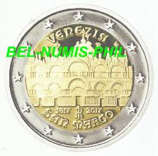 ITALIË I 2017 - 2 Euro - San Marco Basiliek in Venetië - UNC!