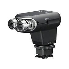 Micrófonos para cámaras de vídeo y fotográficas Sony