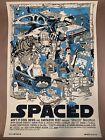 Tyler Stout Spaced Mondo Edgar Wright Simon Pegg Shaun of the Dead poster print