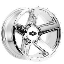 New Listingvision 390 Empire 20x115 6x1356x55 44mm Chrome Wheel Rim 20 Inch Fits More Than One Vehicle