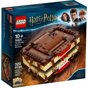 LEGO 30628 HARRY POTTER IL LIBRO MOSTRO DEI MOSTRI 2021