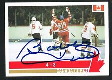Bobby Hull signed autograph auto Canada Cup 76 Hockey Trading Card