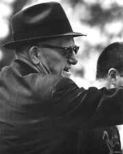 GEORGE HALAS CHICAGO BEARS HOF 8X10 PHOTO