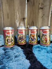 Animal House Liar's Dice adult game - set of 4 collectible beer cans