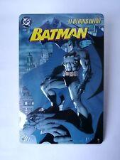DC Comics Cover Collection 1: Batman - solo copertina metallica