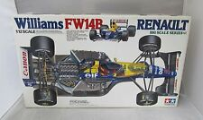 TAMIYA 1/12 WILLIAMS RENAULT FW14B Free Shipping from JAPAN