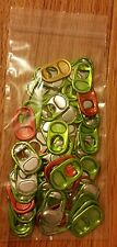 Lot of 10 - Monster Energy Drink Tabs - assorted colors