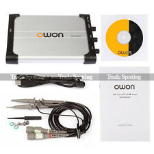 OWON VDS1022I USB Isolation PC Digital Storage Oscilloscope 25MHz