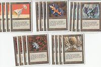 20 Life Gain Artifacts - 4th Edition - NM/SP - 4x of each - Sets - Magic MTG FTG