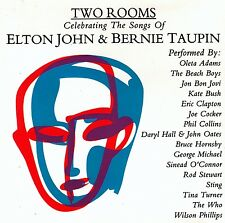 TWO ROOMS - CELEBRATING THE SONGS OF ELTON JOHN AND BERNIE TAUPIN / CD