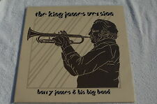 Harry James & His Big Band The King James Version Sheffield Lab  3 VG+ LP