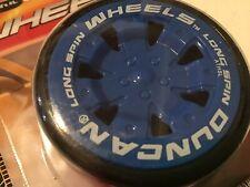 Duncan Wheels Yoyo...Yo-yo Blue...New In Packet