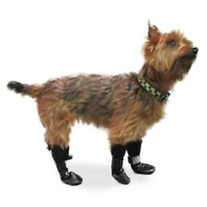 Dog Shoes | Set of 4 | Protects Paws from Rough Surfaces, Extreme Temperatures