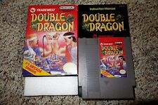 Double Dragon 1 (Nintendo Entertainment System NES, 1988) Complete in Box B GOOD