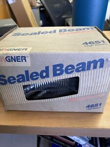 High Beam Headlight 4651 Wagner