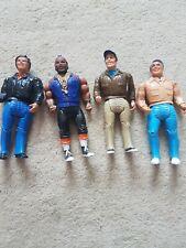 The A Team Figures Set Ba Face Murdock Hannibal 1983 galoob