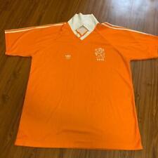 Netherlands 1990/1991 home Size L Adidas Nederland Holland shirt jersey soccer