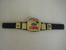 Elite EUROPEA ANTIGUO WWF lucha libre WWE MATTEL cinturón de campeón Accesorios