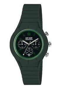 Orologio HIP HOP uomo X MAN, cinturino in silicone e metallo, CHRONO