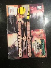 Command and Conquer Nintendo 64 N64 BRAND NEW Factory SEALED Slight Dent