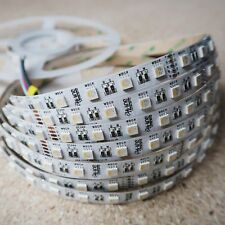 RGBW LED Strip (RGB+NW) 24V-14.4W/m- IP00-CRI80-12mm/3oz PCB-5m Roll
