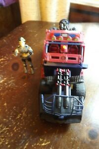 vintage original Gi joe vehicle Dreadnok Thunder Machine with Thrasher